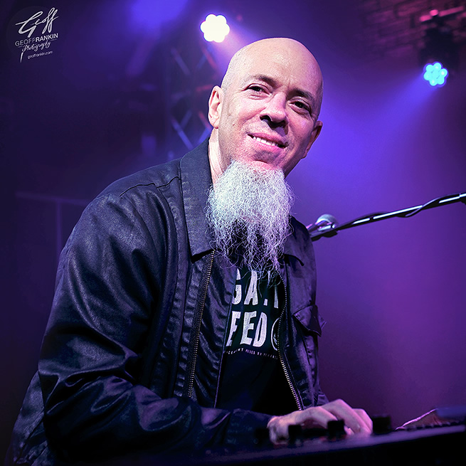 PHOTOS: Jordan Rudess. Wednesday 21st November – Brisbane – The Triffid