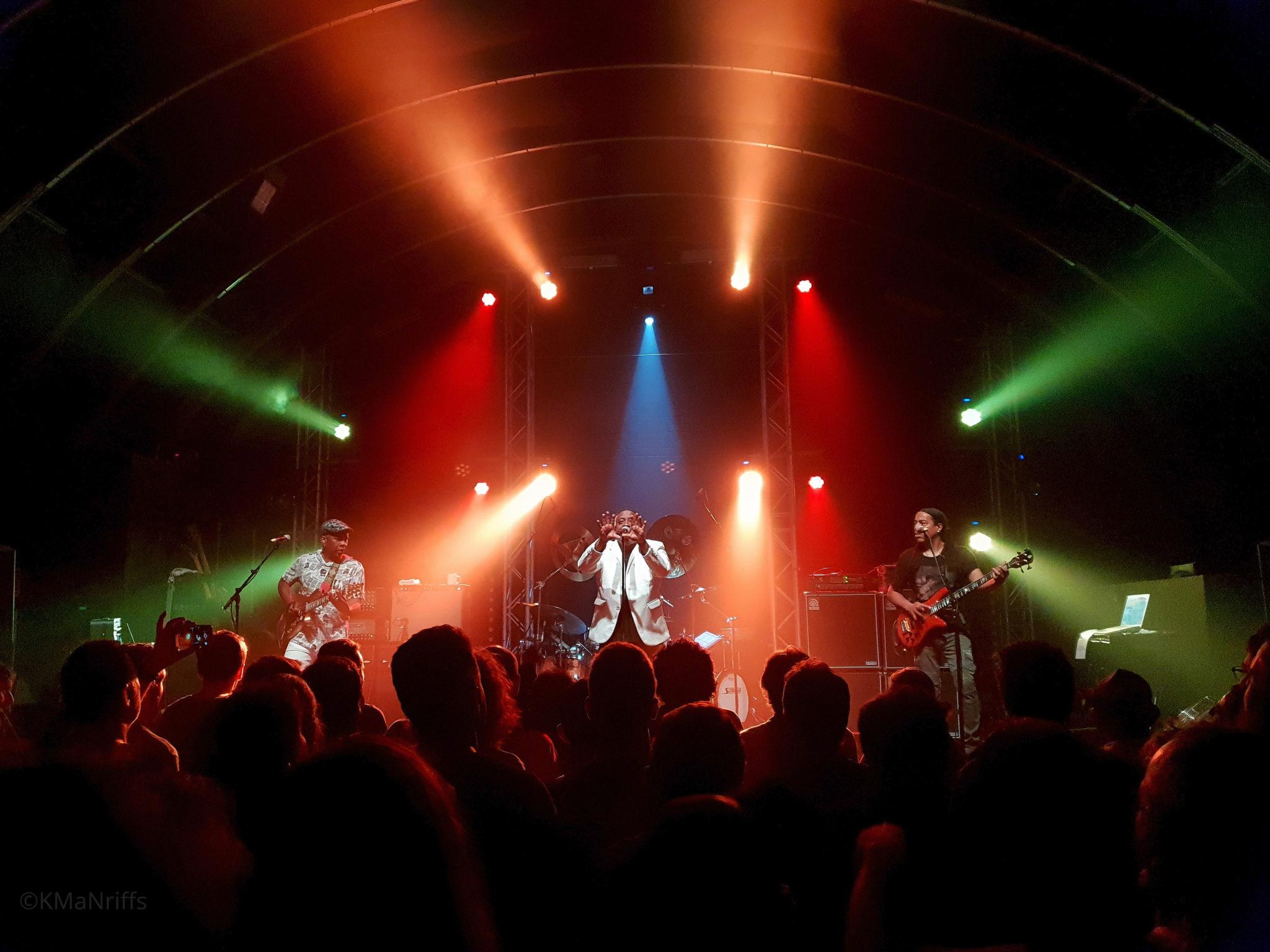 PHOTOS: Living Colour. Thursday 20th December – Brisbane – The Triffid