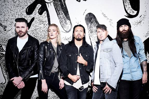 "WATCH: POP EVIL Release ""Be Legendary"" Music Video Ahead Of First Ever Australian Tour"