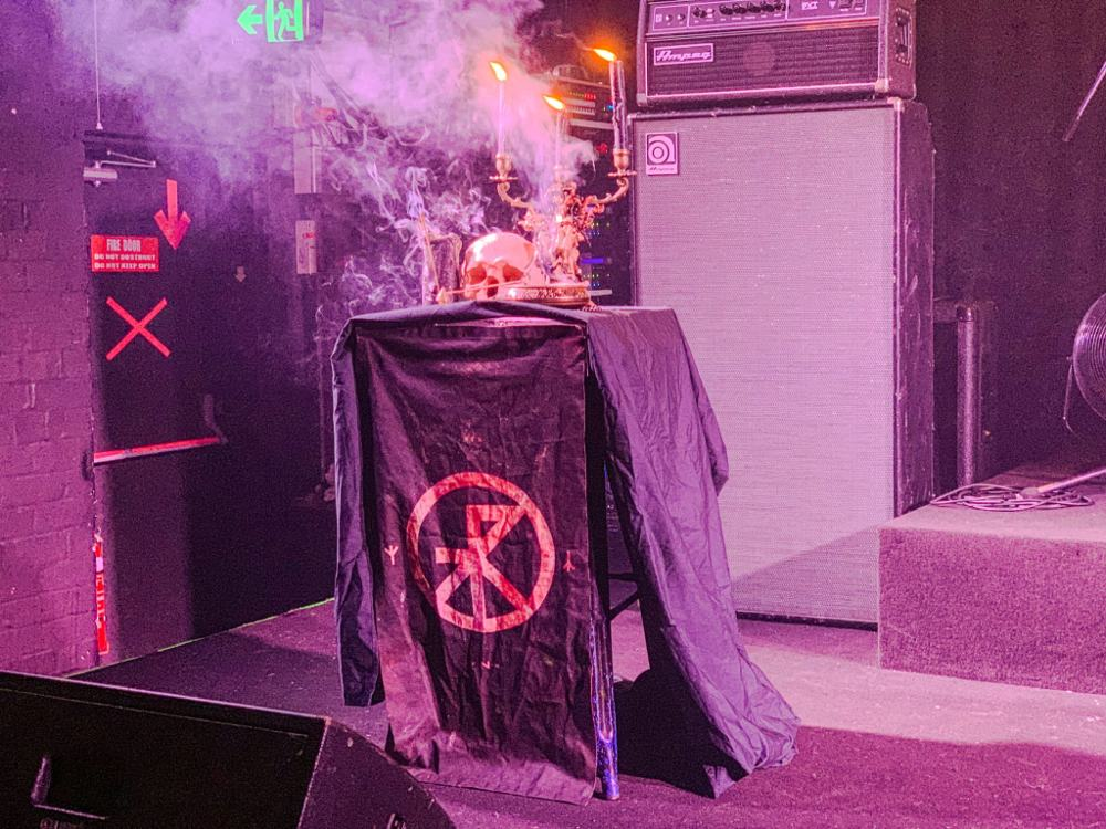 REVIEW: Trepaneringsritualen- UMACfest, Crowbar Sydney