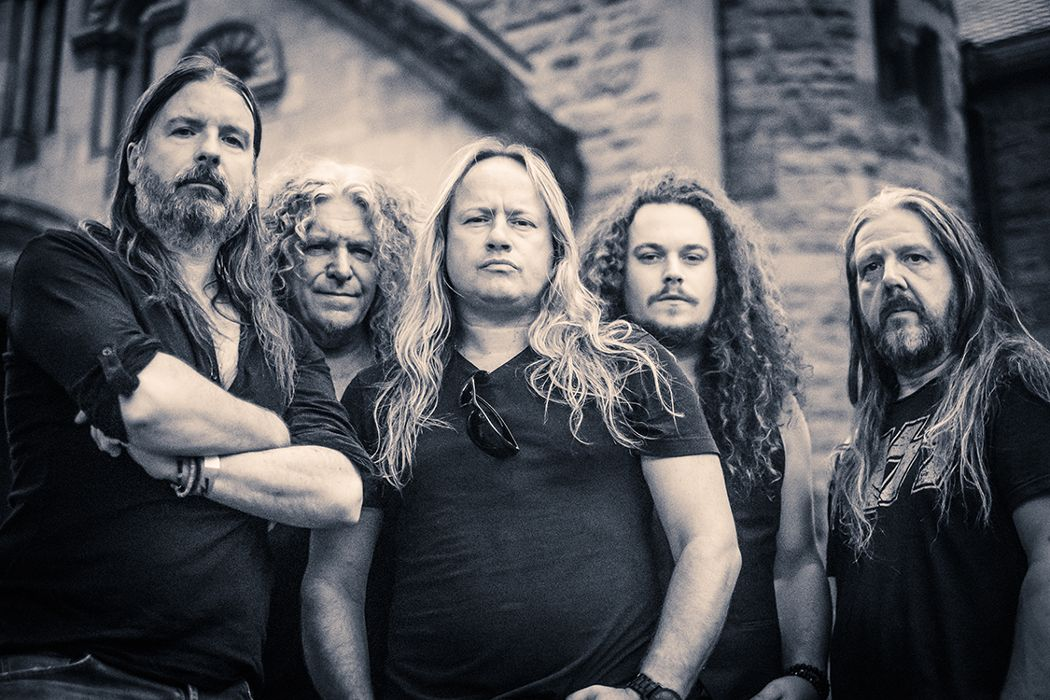 INTERVIEW: Cliff Evans from Tank