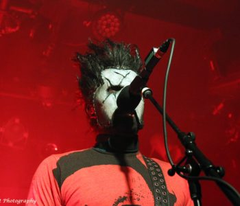 PHOTOS: STATIC-X. MONDAY AUGUST 26, 2019- THE GOV- ADELAIDE