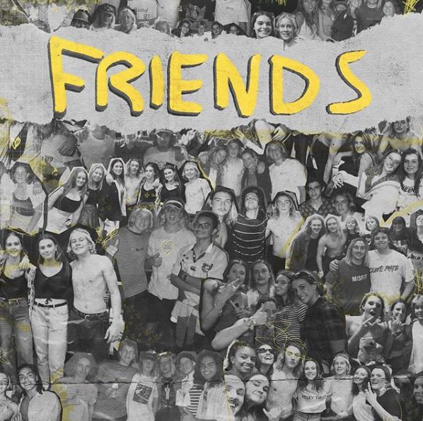 Review: Surf Trash – Friends