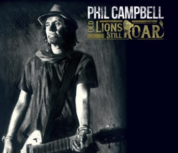 LISTEN: Phil Campbell from Motörhead