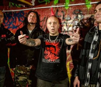 NEWS: THE EXPLOITED Announce 40 Years Of Chaos 2020 Australian And NZ Tour