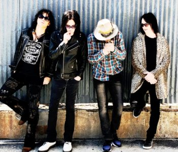 NEWS: L.A. GUNS SIGN TO GOLDEN ROBOT RECORDS