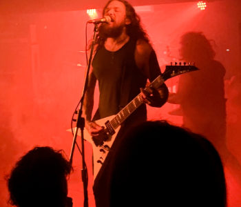 REVIEW: WOLVES IN THE THRONE ROOM. SATURDAY NOVEMBER 29, 2019- CROWBAR, BRISBANE