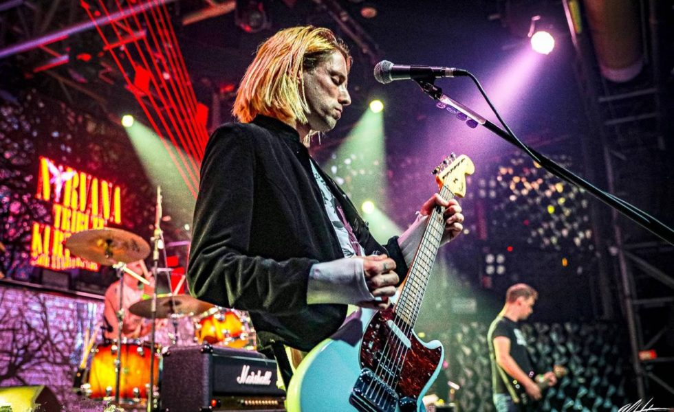 INTERVIEW: Jon 'Kurt' O'Connor from the Nirvana Tribute