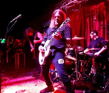 PHOTOS: PHOTOS: CORROSION OF CONFORMITY. SATURDAY, FEBRUARY 8, 2020- BRISBANE- CROWBAR