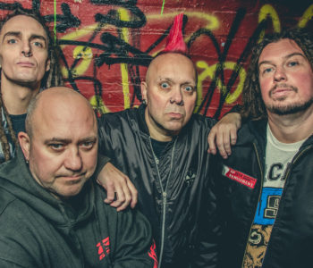 LISTEN: Wattie Buchan from The Exploited