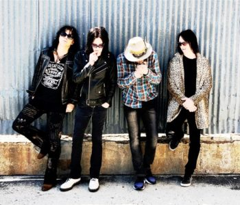 NEWS: L.A. GUNS TO RELEASE NEW SINGLE 'CRAWL'