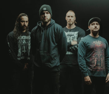 LISTEN: Mick Jeffrey from Aversions Crown