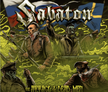 NEWs: SABATON release live version of 'The Attack Of The Dead Men' featuring RADIO TAPOK